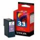Lexmark Cartdrige33 P300/900/X5250
