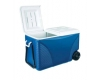 RUBBERMAID WHEELED COC 75QT BLUE
