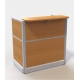 "FCASE RECEPTION COUNTER  DESK 56"" WIDE Rc1400"